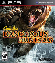 Cabela-s Dangerous Hunts 2013 para PS3