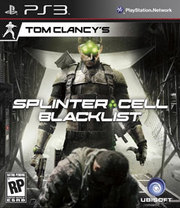 Tom Clancy's Splinter Cell: Blacklist para PS3