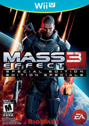 Mass Effect 3: Special Edition para Wii U