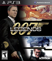 007 Legends para PS3