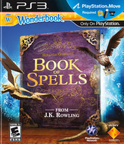 Wonderbook: Book of Spells para PS3