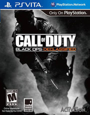 Call of Duty: Black Ops Declassified para PS Vita