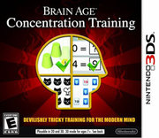Brain Age: Concentration Training para 3DS