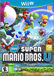 New Super Mario Bros. U para Wii U