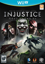 Injustice: Gods Among Us para Wii U