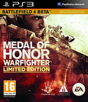 Medal of Honor: Warfighter Edição Limitada para PS3