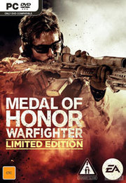 Medal of Honor: Warfighter Edição Limitada para PC