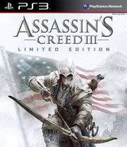 Assassin's Creed III Limited Edition para PS3