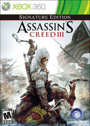 Assassin's Creed III Signature Edition para XBOX 360