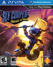 Sly Cooper: Thieves in Time para PS Vita