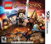 LEGO The Lord of the Rings para 3DS