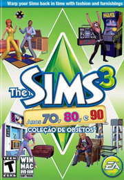 The Sims 3: Anos 70, 80 e 90 para PC
