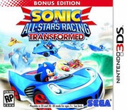 Sonic & All-Stars Racing Transformed para 3DS
