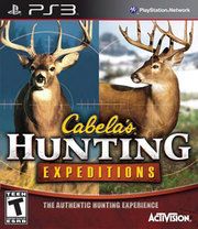 Cabela-s Hunting Expeditions para PS3