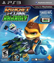 Ratchet & Clank: Full Frontal Assault para PS3