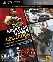 Rockstar Games Collection: Edition 1 para PS3