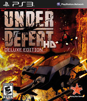 Under Defeat HD: Deluxe Edition para PS3