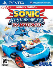Sonic & All-Stars Racing Transformed para PS Vita