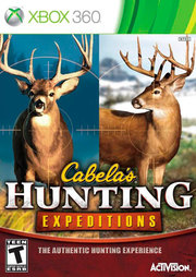 Cabela-s Hunting Expeditions para XBOX 360