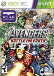 Marvel Avengers: Battle for Earth para XBOX 360