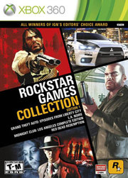 Rockstar Games Collection: Edition 1 para XBOX 360