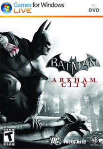 Batman: Arkham City para PC
