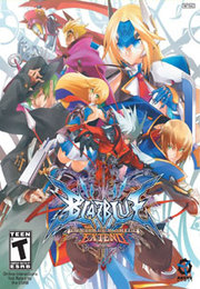 BlazBlue: Continuum Shift Extend para PC