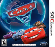 Cars 2: The Video Game para 3DS