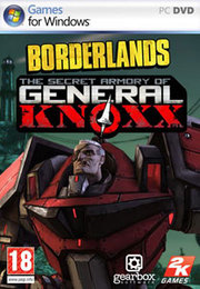 Borderlands: The Secret Armory of General Knoxx para PC