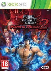 Fist of the North Star: Ken-s Rage 2 para XBOX 360