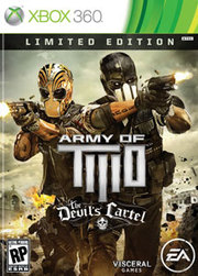 Army of Two: The Devil's Cartel  para XBOX 360