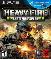 Heavy Fire: Shattered Spear para PS3