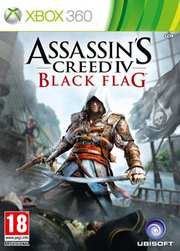 Assassin's Creed IV: Black Flag para XBOX 360