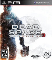 Dead Space 3 Limited Edition para PS3