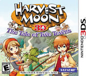 Harvest Moon 3D: The Tale of Two Towns para 3DS