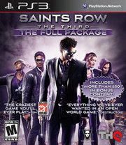 Saints Row The Third: The Full Package para PS3