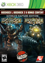 BioShock Ultimate Rapture Edition para XBOX 360