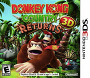 Donkey Kong Country Returns 3D para 3DS
