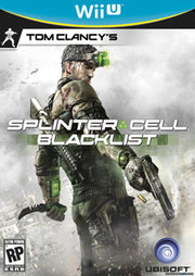 Tom Clancy-s Splinter Cell: Blacklist para Wii U