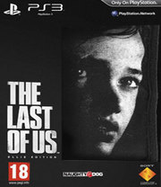 The Last of Us Ellie Edition para PS3