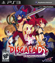 Disgaea D2: A Brighter Darkness para PS3