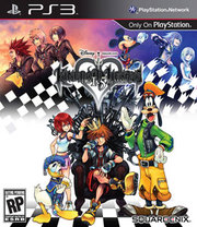 Kingdom Hearts HD 1.5 ReMIX para PS3