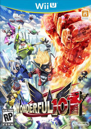 The Wonderful 101 para Wii U