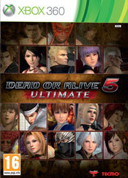 Dead or Alive 5 Ultimate para XBOX 360