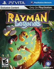 Rayman Legends para PS Vita