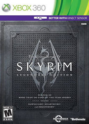 The Elder Scrolls V: Skyrim - Legendary Edition para XBOX 360
