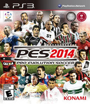 Pro Evolution Soccer 2014 para PS3