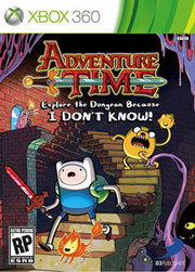 Adventure Time: Explore the Dungeon Because I Don't Know! para XBOX 360