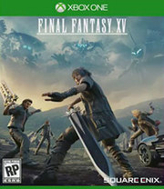 Final Fantasy XV para Xbox One