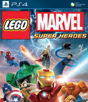 LEGO Marvel Super Heroes para PS4